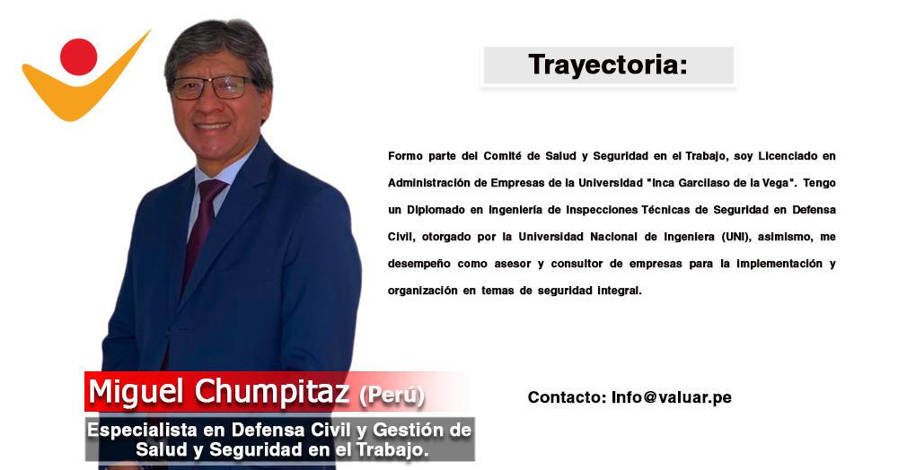 staff chumpitaz
